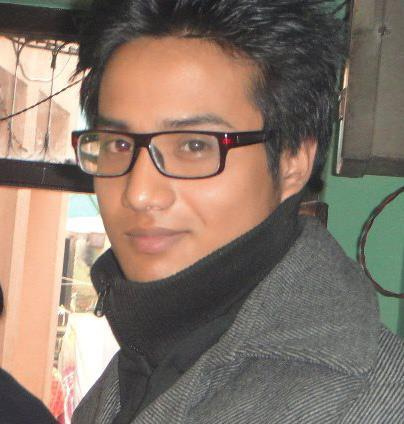 Jenish Shrestha